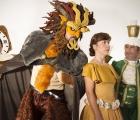 La Bella y la Bestia, por Farandulario Teatro