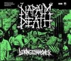 Napalm Death y grupos invitados