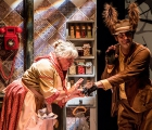 Caperucita, lo que nunca se contó, por Cía Teloncillo Teatro de Castilla León
