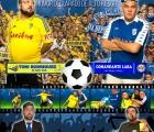 El derby, partido de ida, por Toni Rodríguez y Luis Lara