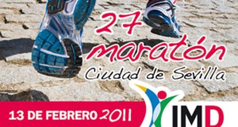 XXVIII Marat�n ciudad de Sevilla 2011