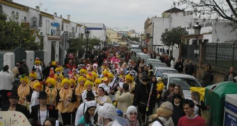 Carnavales de mairena del aljarafe 2011 cierraporfuera - Spa en mairena del aljarafe ...