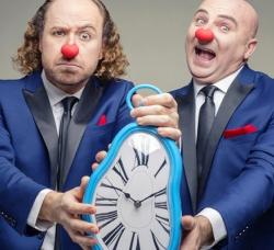 Justo a tiempo (Una conferencia contrarreloj), por Síndrome Clown