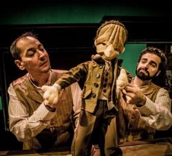 Frankenstein, no soy un monstruo, por Pata Teatro