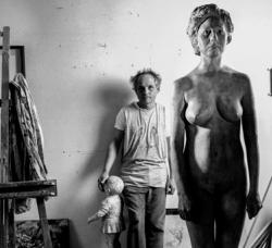 Retratos de artistas espa�oles 1978-2017, por Jean Marie del Moral