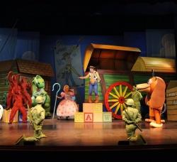 Toy Musical The Story, por Barabu Producciones