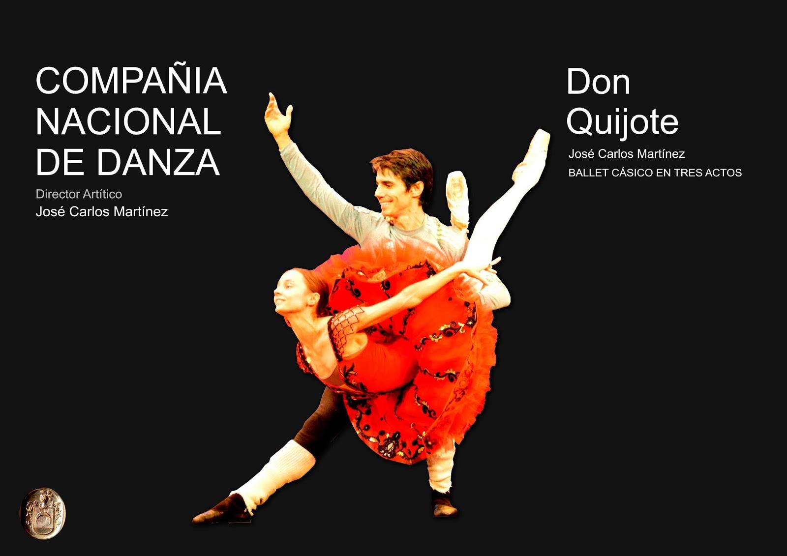Compa��a Nacional de Danza, por Jose Carlos Martinez