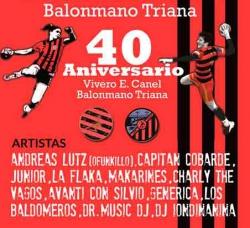 Festival Benefico Balonmano Triana