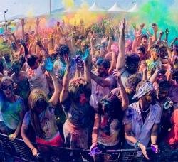 Entradas para Colors Tribe