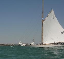 Flota Snipe Cádiz en Puerto Real