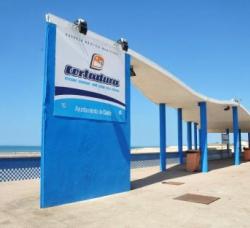 Escuela Náutica Municipal de Cortadura en Cádiz