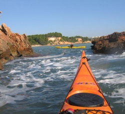 Nootka Kayak & Paddle Surf en Sitges