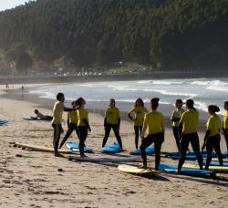 Surf Camp Ribadesella en Ribadesella