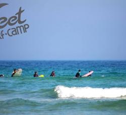 7feet Surf Camp en Carballo