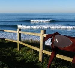 Raz Surf Camp en Carballo
