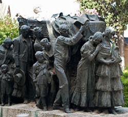 Cementerio de Sevilla en Macarena Norte