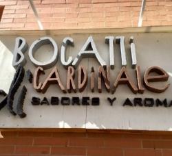 Taberna Bocatti di Cardinale en Sevilla Este