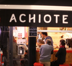 Achiote en Casco Antiguo