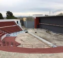 Auditorio Corbones en La Puebla de Cazalla
