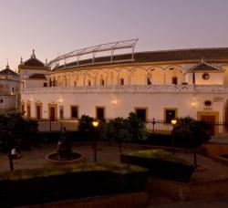Plaza de Toros de La Maestranza en Casco Antiguo
