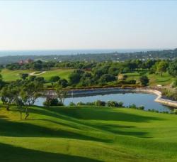 Club de Golf La Cañada en Guadiaro