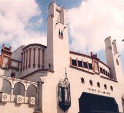 Teatro Villamarta en Jerez de la Frontera