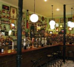 La Cervecería Internacional en Casco Antiguo