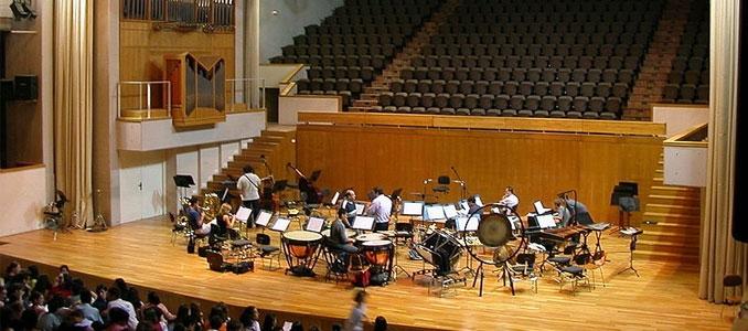 Auditorio Municipal Manuel de Falla