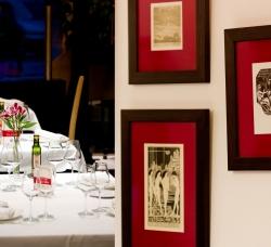 Restaurante Ex Libris en Distrito Centro