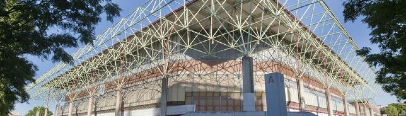 Palacio de los Deportes San Pablo