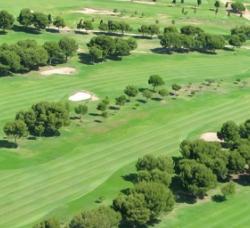 Club de Golf Terramar en Sitges