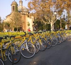 Biciclot en Ciutat Vella
