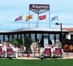 Restaurante Amarras en Alcobendas