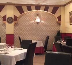 Restaurante Alfanus en Chamartín