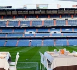 Realcafé Bernabéu en Chamartín