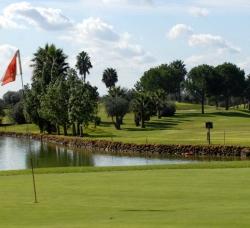 Club de Golf Las Minas en Aznalcázar