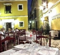 Restaurante Santa Cruz en Casco Antiguo
