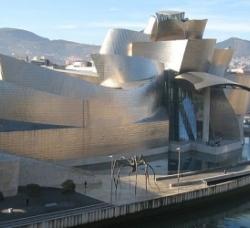 Museo Guggenheim Bilbao en Bilbao