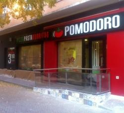 Pomodoro (Bermejales) en La Palmera, Bellavista