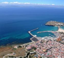 Puerto de Tarifa en Tarifa