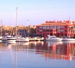 Puerto de Sotogrande en Sotogrande