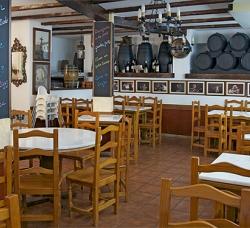 Bodega Taberna Rafaé en Córdoba